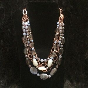 ENGLISH ROSE Necklace by Premier Designs